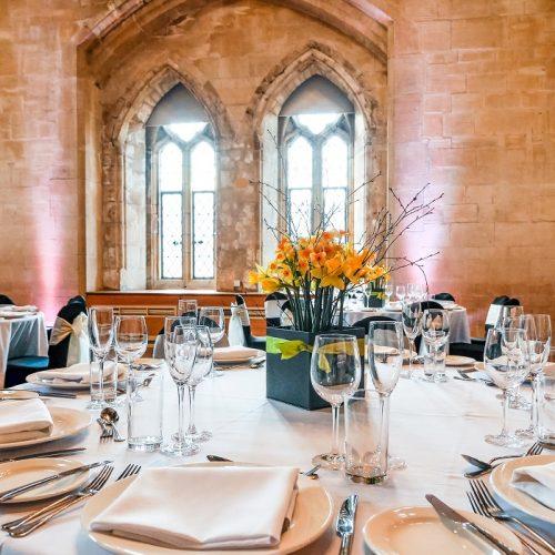 Venue Hire at UWC Atlantic, St Donat's Castle and St Donats Arts Centre