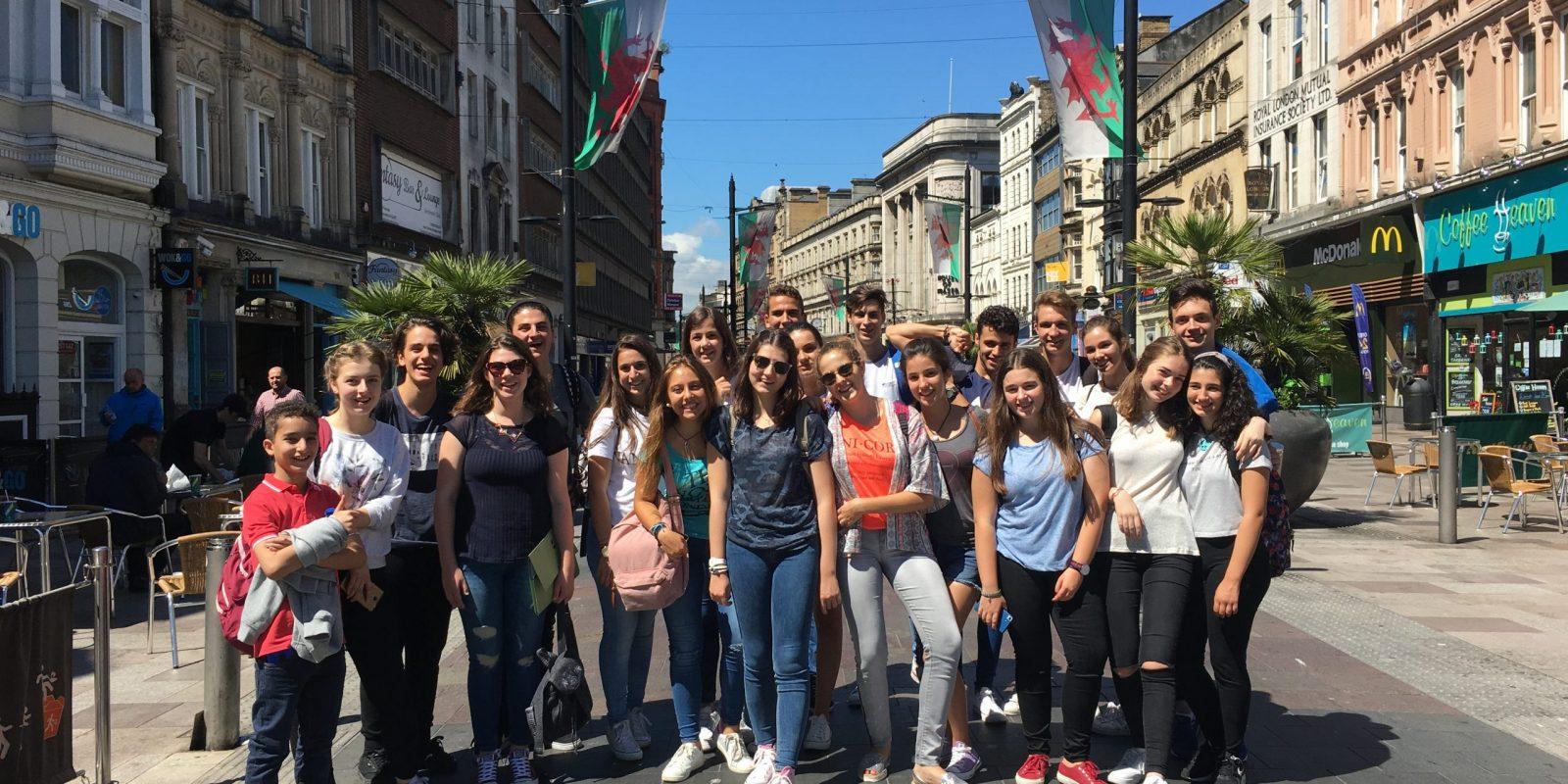 English Language Experience and Adventure (ELEA)