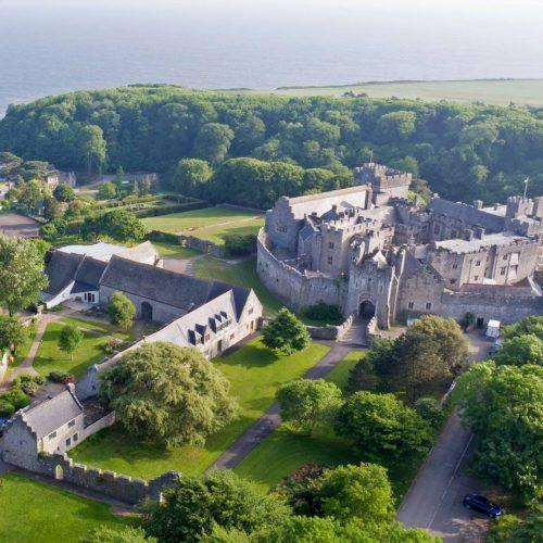St Donat's Castle now home to UWC Atlantic