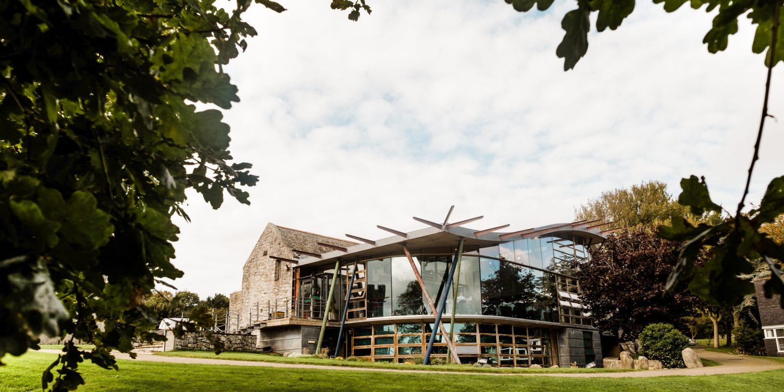St Donats Arts Centre 12th Century Barn