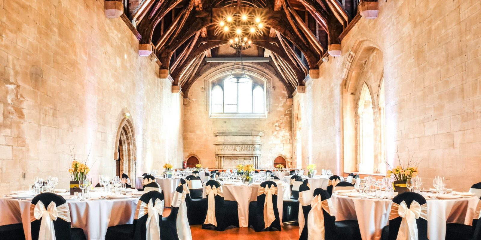 Charity dinner st donats castle