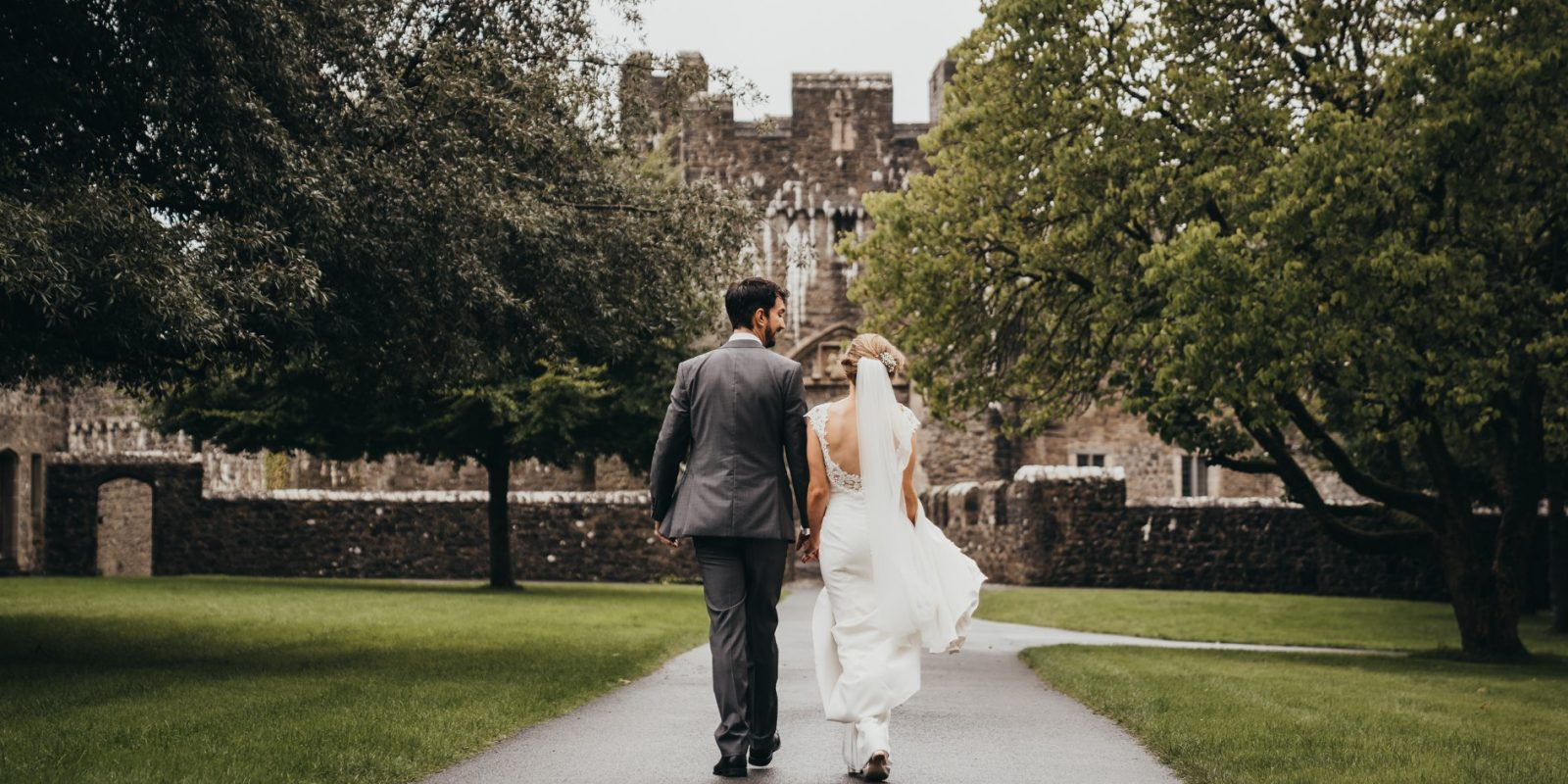 Walking down to st donat's castle