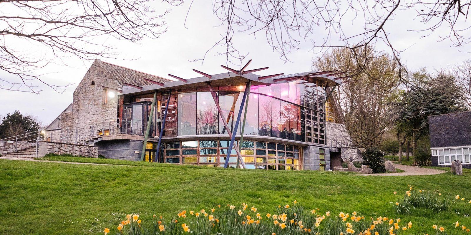 St Donats Art Centre Exterior