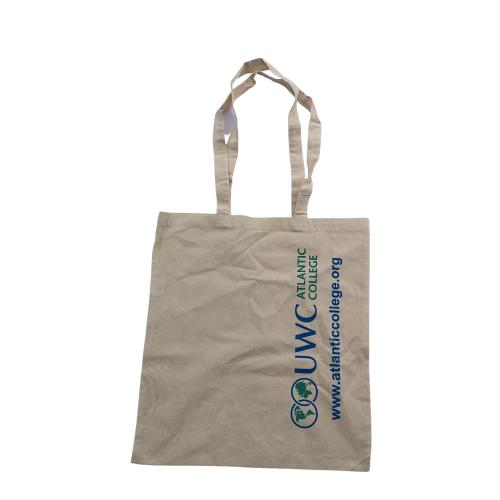 Tote Bag- Natural (Classic Logo)