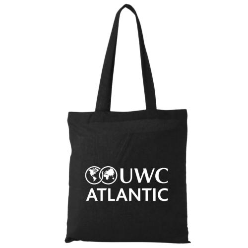 UWC Atlantic Black Tote Bag