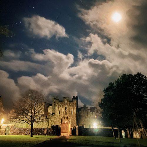 Halloween Spooktacular Film at St Donat's Castle | Hocus Pocus