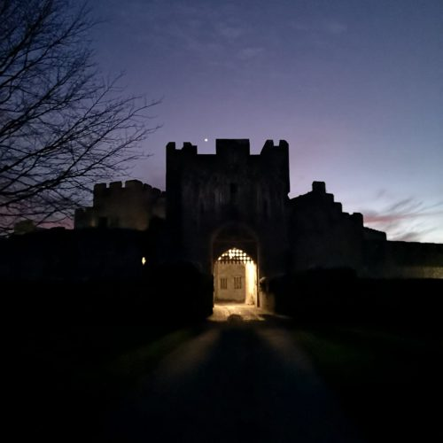 Halloween Spooktacular Film at St Donat's Castle | The Lost Boys
