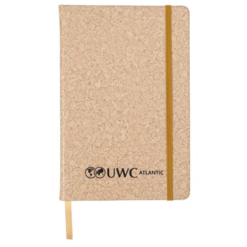 A5 UWC Atlantic Cork Notebook