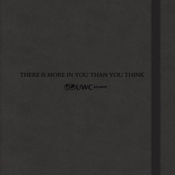 Ivory Tuscon Medium ruled executive notebook