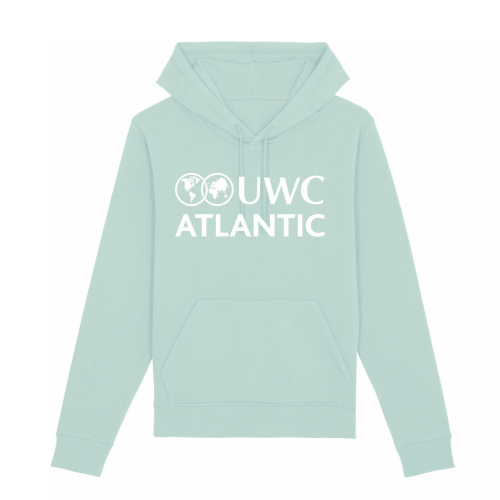 Hoodie – Unisex Pull Over   Carribean Blue