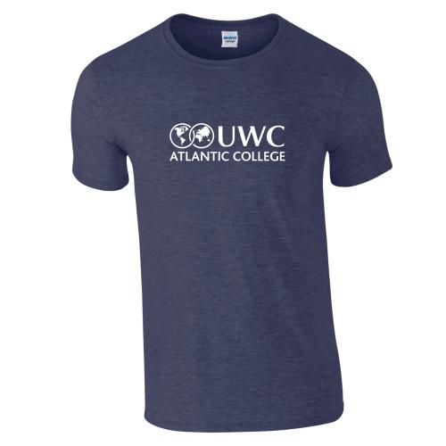 Tshirt with Classic Logo – Unisex   Heather Grey