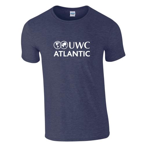 Tshirt with Logo – Unisex | Heather Grey